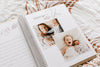 YOUR STORY - A wooden baby memory book
