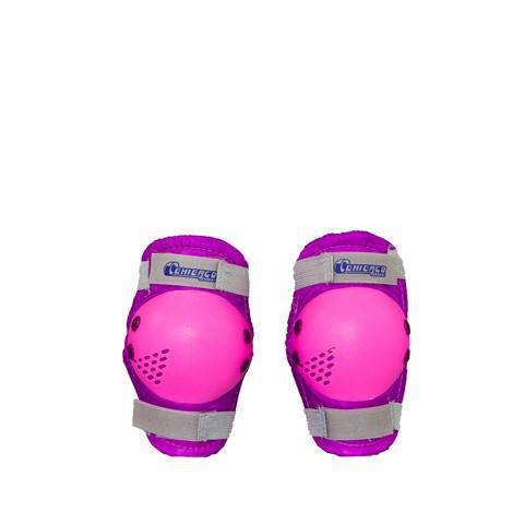 Chicago 2020 In Line Training Skate Combination Set - Pink/Purple - NSG Products