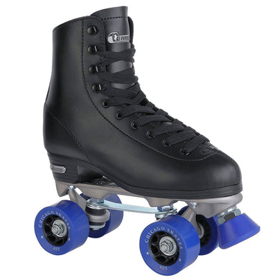 Chicago Men's Rink Skate, Black - NSG Products