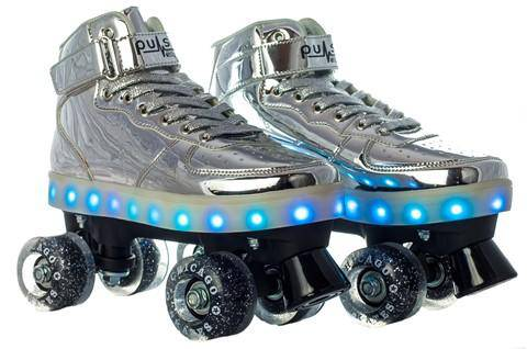 Chicago Pulse Skate - Silver - NSG Products
