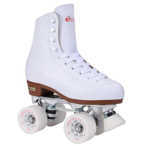 Chicago Women's Deluxe Leather Lined Rink Skate - NSG Products