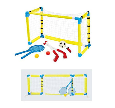 NSG 3n1 Combo - Hockey, Soccer & Tennis - NSG Products