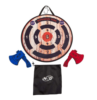 NSG Tomahawk Toss - Axe Throwing Set - NSG Products
