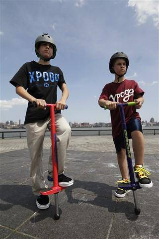 NSG Pogo Stick Grom - NSG Products