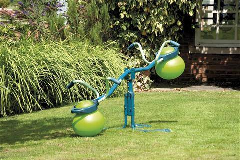 TP Toys Spiro Hop - Spinning SeeSaw - NSG Products