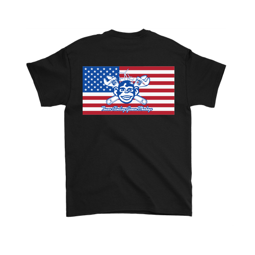 American Grease Monkey T-Shirt 5.3 oz