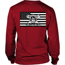 American Grease Monkey Long Sleeve Shirt
