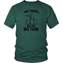 Wind Turbine Fans T Shirt