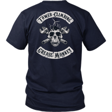 Skull Monkey T Shirt 4.3 oz