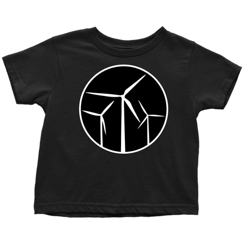 Turbines Toddler Tee