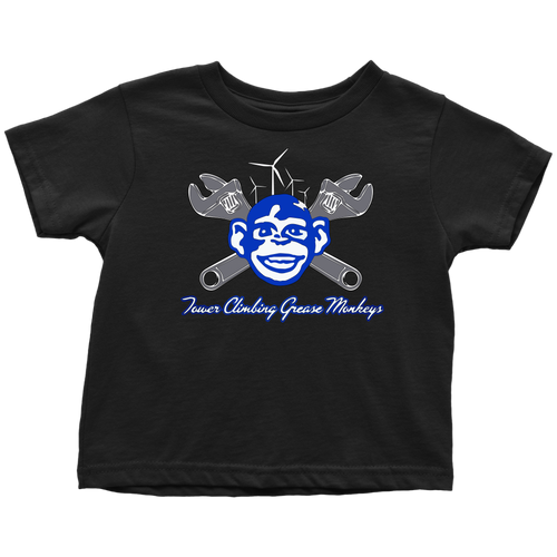Toddler Grease Monkey Tee