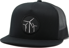 Wind Turbine Patch Snapback