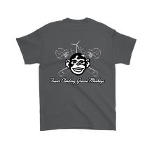 Grease Monkey T Shirt (B&W) 5.3 oz