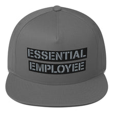 Essential Employee Flat Bill Cap
