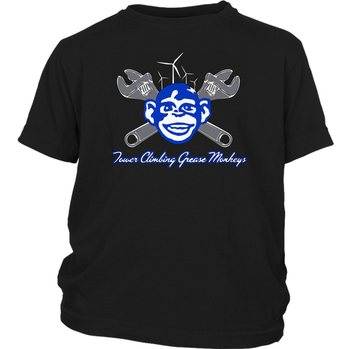 Youth Grease Monkey Tee
