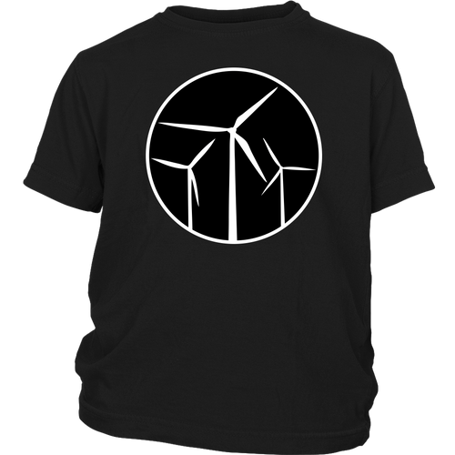 Youth Turbine Tee