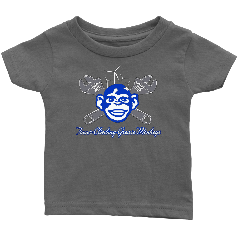 Grease Monkey Infant T-Shirt 4.5 oz