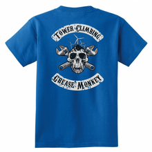 Skull Monkey Youth T Shirt