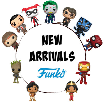 New Arrivals!! Funko Pop's and More!!