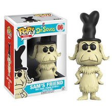 "DR. SEUSS OTHER GUY (""""SAM'S FRIEND"""") FUNKO POP! VINYL FIGURE #6"