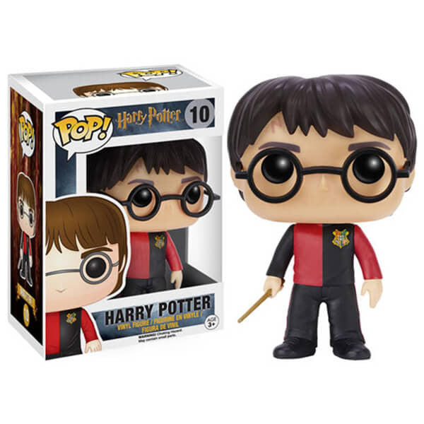 HARRY POTTER TRIWIZARD HARRY FUNKO POP! VINYL FIGURE #10