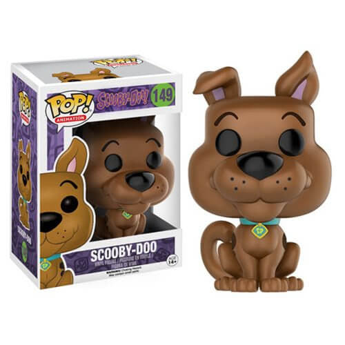 SCOOBY-DOO SCOOBY FUNKO POP! VINYL FIGURE #149