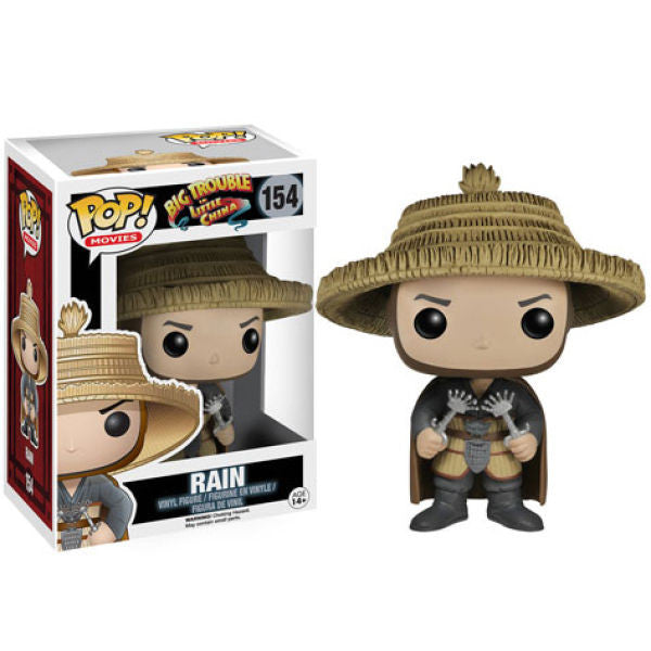 BIG TROUBLE IN LITTLE CHINA RAIN FUNKO POP! VINYL FIGURE #154