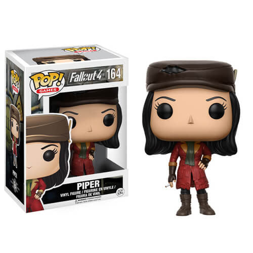 FALLOUT PIPER FUNKO POP! VINYL FIGURE #164