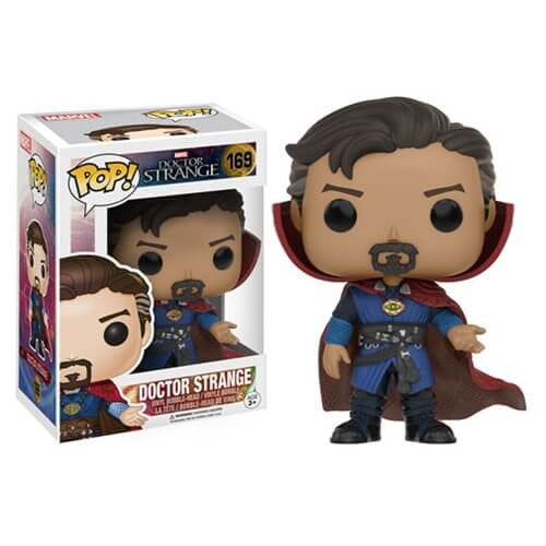 DOCTOR STRANGE MOVIE FUNKO POP! VINYL FIGURE #169