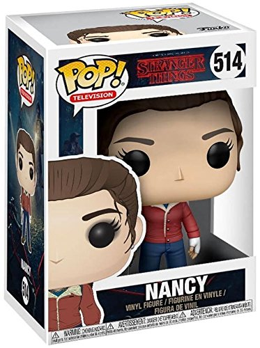 Stranger Things Nancy with Gun Funko Pop! Vinyl Figure #514