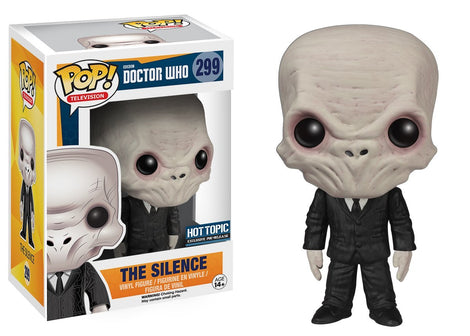 DOCTOR WHO THE SILENCE  FUNKO POP! VINYL FIGURE #299