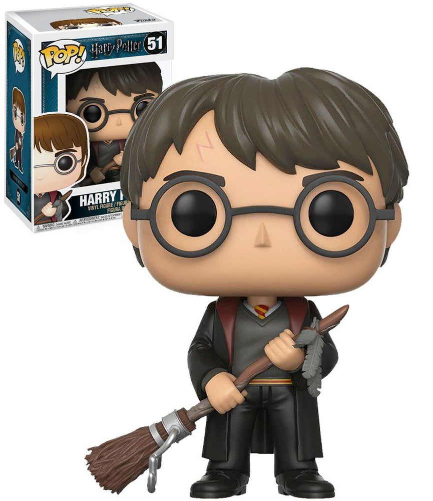 Funko Pop! Harry Potter #51 (with Firebolt)