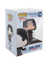ASSASSIN'S CREED SYNDICATE EVIE FRYE FUNKO POP! VINYL FIGURE #74