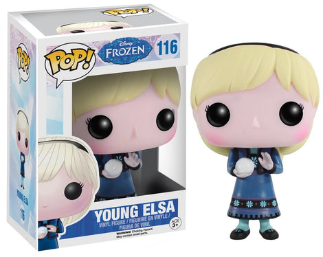 Disney: Frozen - Young Elsa Funko Pop Figure #116