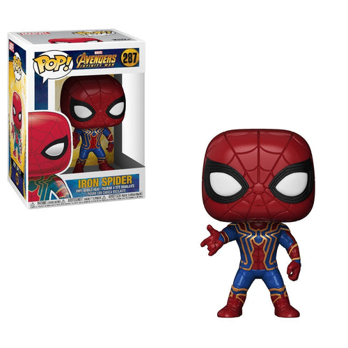 Funko POP! Marvel Avengers: Infinity War #287 Iron Spider