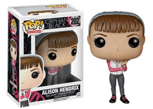 ORPHAN BLACK ALISON HENDRIX FUNKO POP! VINYL FIGURE #202 [Box Damaged]