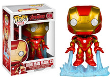 Funko POP Marvel Avengers 2: Iron Man #66