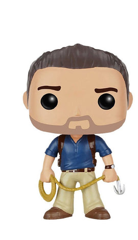 Uncharted 4 Nathan Drake FUNKO POP Vinyl Figure #88