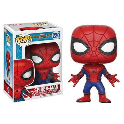 SPIDER-MAN FUNKO POP! VINYL FIGURE #220