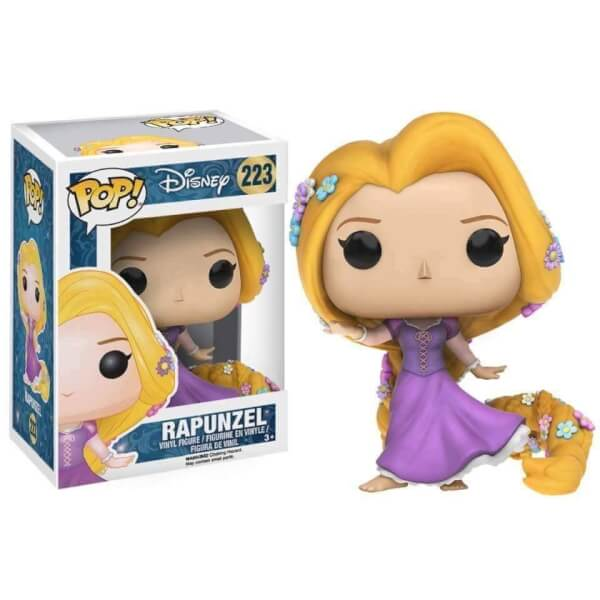 POP! DISNEY RAPUNZEL FUNKO POP VINYL FIGURE #223