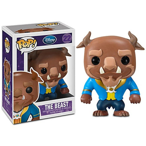 BEAUTY AND THE BEAST THE BEAST FUNKO POP! VINYL FIGURE #22