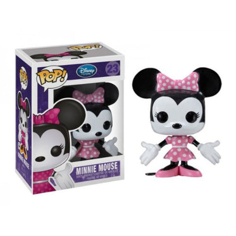 MINNIE MOUSE DISNEY FUNKO POP! VINYL FIGURE #23