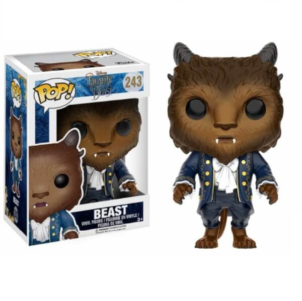 DISNEY BEAST FUNKO POP! VINYL FIGURE #243