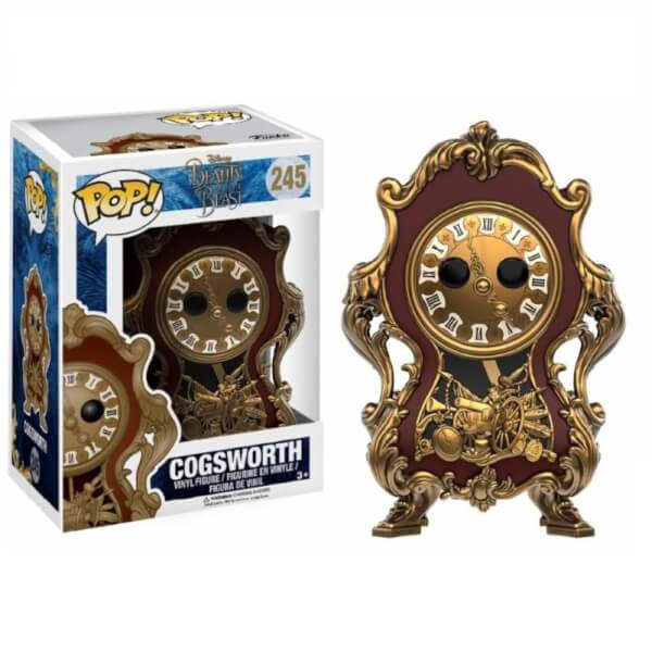 DISNEY COGSWORTH FUNKO POP! VINYL FIGURE #245