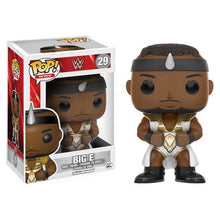 WWE BIG E FUNKO POP! VINYL FIGURE #29