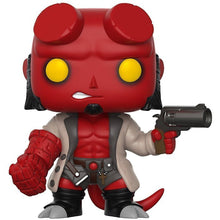 Hellboy with Jacket Funko Pop Vinyl Figure #01
