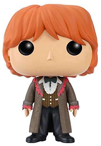 HARRY POTTER YULE BALL RON FUNKO POP! VINYL FIGURE #12