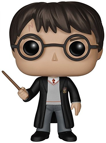 HARRY POTTER FUNKO POP! VINYL FIGURE #01