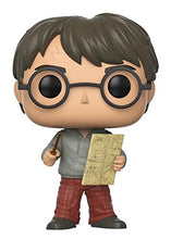 HARRY POTTER HARRY WITH MARAUDERS MAP FUNKO POP! VINYL FIGURE #42