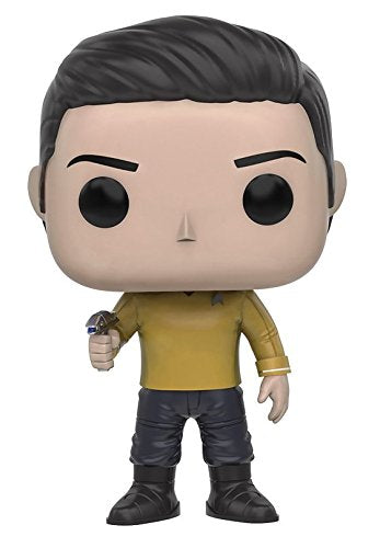 STAR TREK BEYOND SULU FUNKO POP! VINYL FIGURE #350
